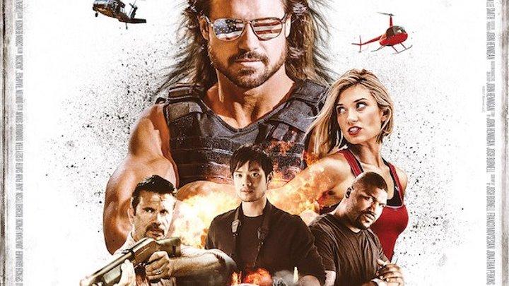 Бун: Охотник за головами / Boone: The Bounty Hunter (2017) боевик
