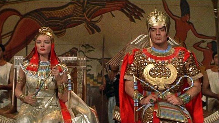 The Egyptian 1954 - Gene Tierney, Jean Simmons, Victor Mature, Peter Ustinov, Michael Wilding, Edmund Purdom, Bella Darvi
