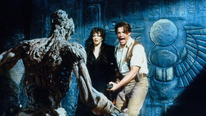 Мумия HD(ужасы, фэнтези, боевик, приключения)1999