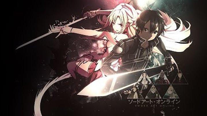 ТОП 5 аниме ПОХОЖИЕ НА SAO Sword Art Online