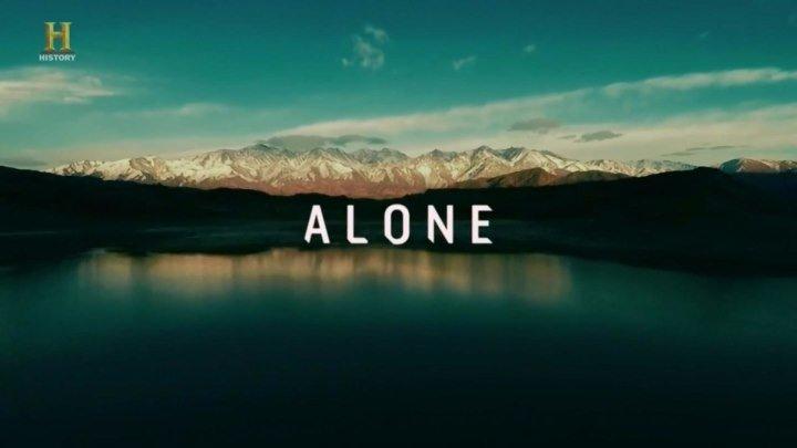 В Изоляции 3 сезон 2 серия Первая кровь / Alone (2017) FullHD