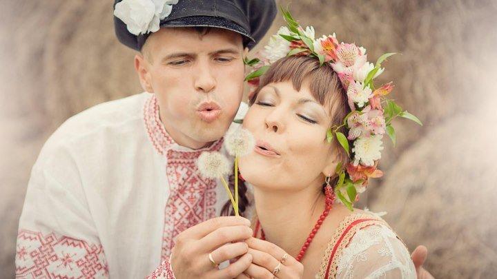 Наша русская свадьба 08.07.2011