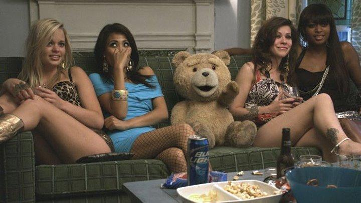 Третий лишний (2012) Ted HD