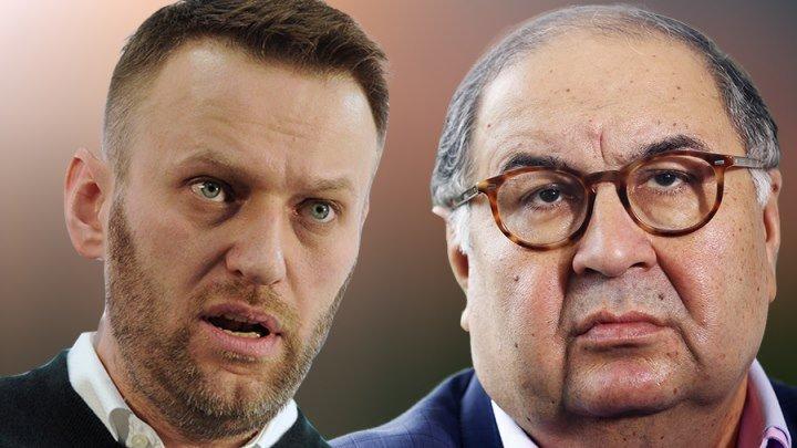 Клоуны... Иск Усманова к Навальному. К чему всё это? Комментарии Евгения Федорова