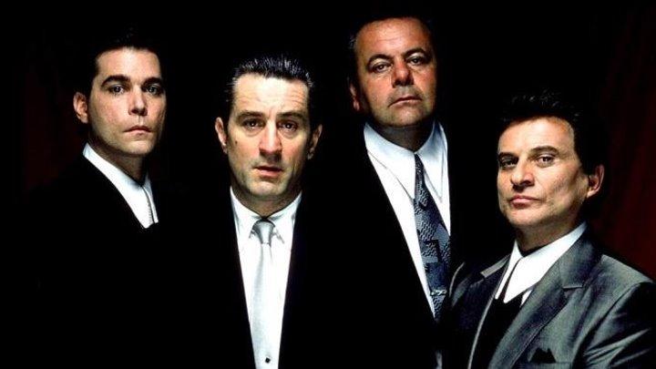 Славные парни [1990, драма, криминал, биография, BDRip] Dub (Варус Видео) Роберт Де Ниро, Рэй Лиотта, Джо Пеши
