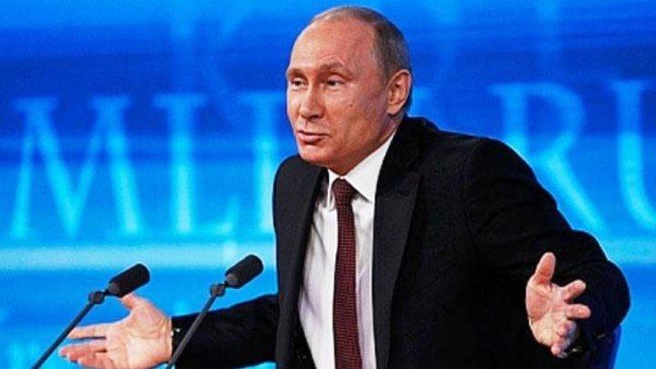 Путин ответил на предложение принять душ с гомосексуалистом на подлодке