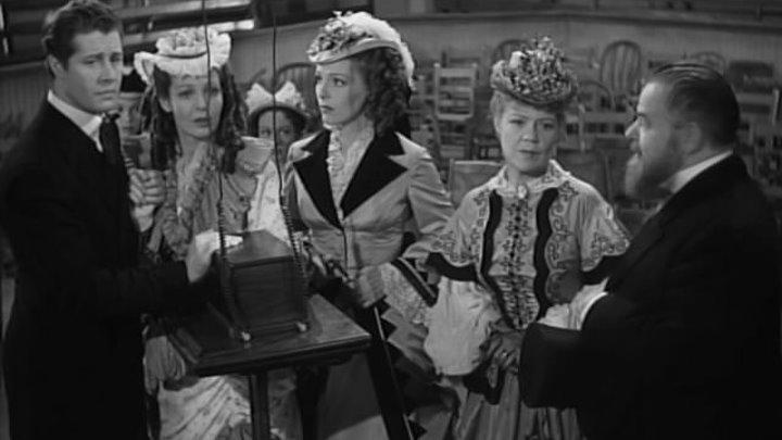 The Story Of Alexander Graham Bell 1939 - Don Ameche, Loretta Young, Henry Fonda, James Coburn, Sally Blane, Gene Lockhart