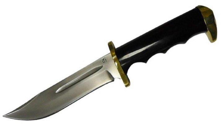 Нож Армейский с толстым клинком.