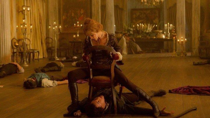 """Фильм """" Президент Линкольн: Охотник на вампиров HD (2012) """" ."""