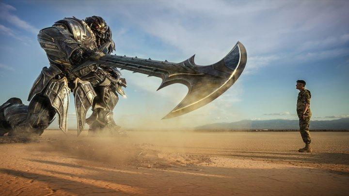 Трансформеры: Последний рыцарь / Transformers: The Last Knight (дублированный трейлер №4)
