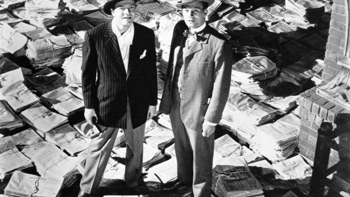 Citizen Kane 1941 - Orson Welles, Joseph Cotten, Ruth Warrick, Agnes Moorehead, Dorothy Comingore, Everett Sloane, George Coulouris, Paul Stewart