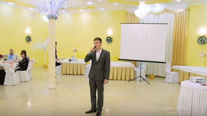 Гость спел на свадьбе в Элисте. Ведущий был в шоке!