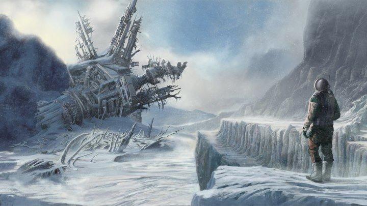 Ледяная зона (2017) Cold Zone. боевик