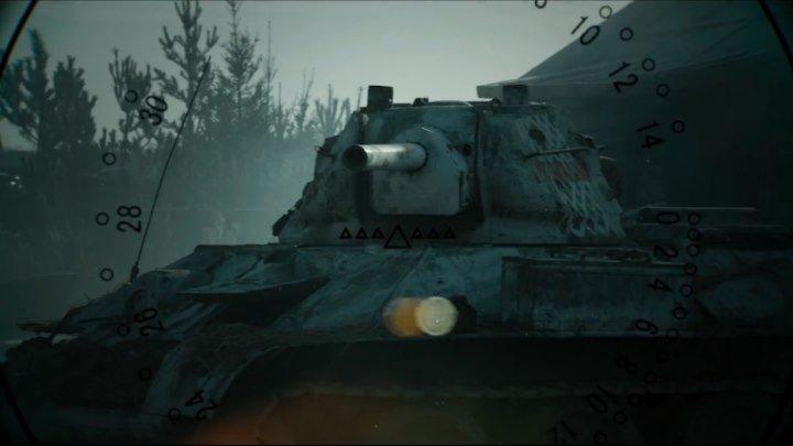 Т-34 – Тизер-Трейлер (2018) ¦ MSOT