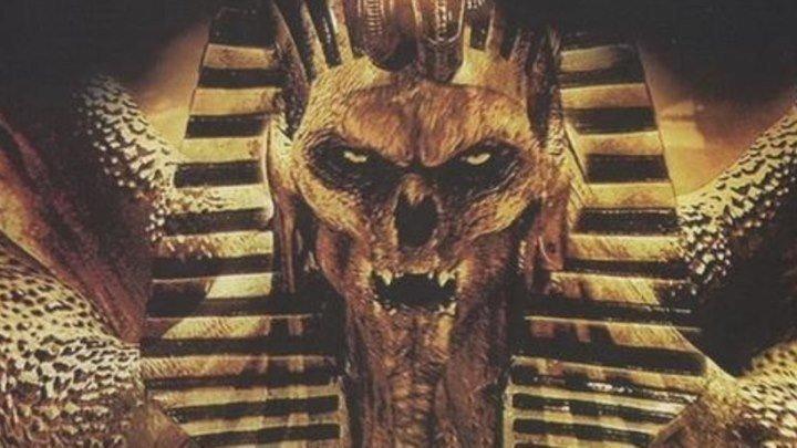 Тутанхамон _Проклятие гробницы . Приключения ужасы фэнтези