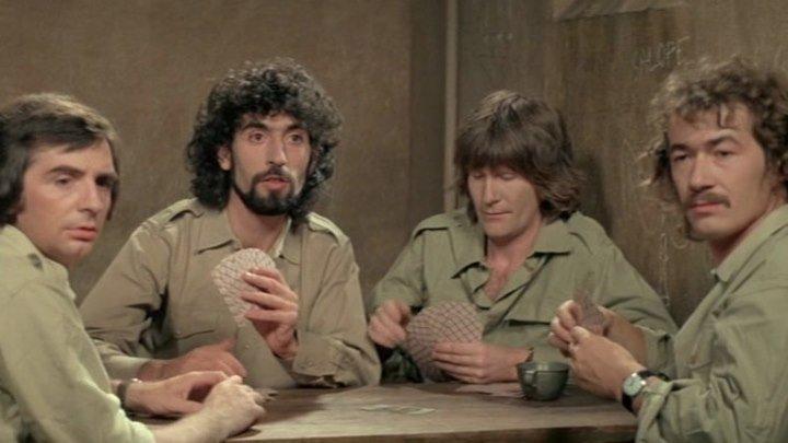 """х/ф """"Новобранцы Идут на Войну"""" (1975) Советский дубляж"""