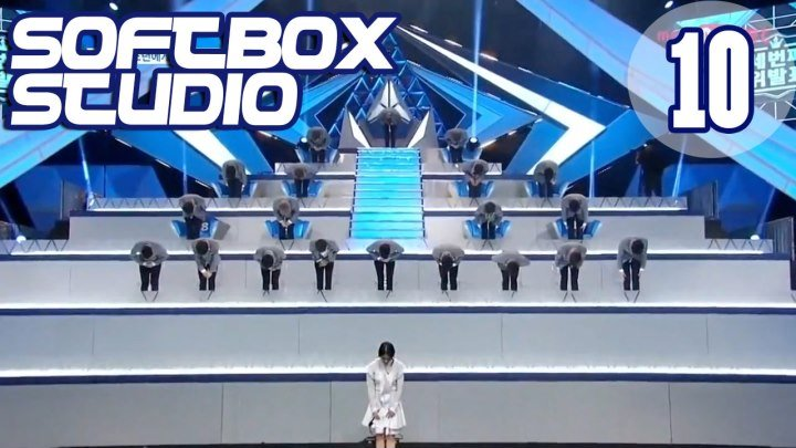 [Озвучка SOFTBOX] Продюсер 101 - 10 эпизод (2 сезон)