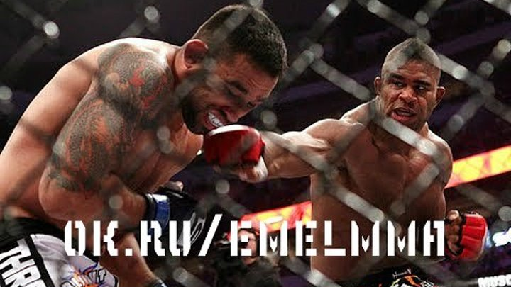 ★ UFC 213׃ Алистар Оверим - Фабрисио Вердум 3 ★