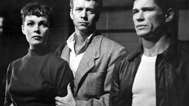 Crime Wave 1954 - Sterling Hayden, Phyllis Kirk, Charles Bronson, Ted de Corsia, Jay Novello