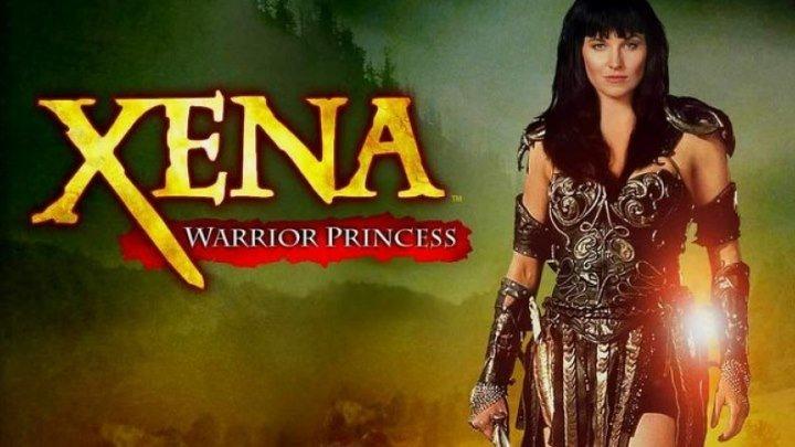 14 - XENA - A PRINCESE GUERREIRA - PERDOAR E SER PERDOADA - DUBLADO - S03 E 14
