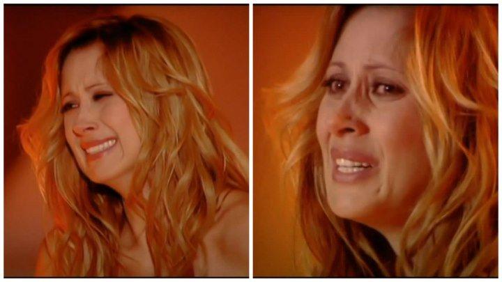 "Лара Фабиан разревелась, исполняя песню ""Я ПОМНЮ"". Трогательно до слёз! (Lara Fabian - Je Me Souviens) + Текст песни и перевод"