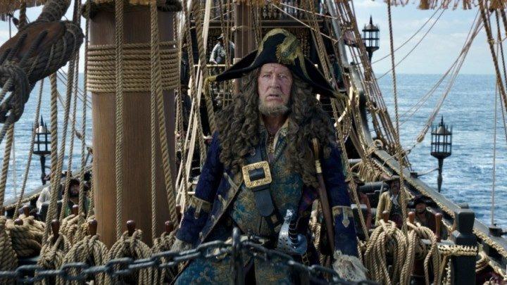 Пираты Карибского моря 5_ Мертвецы не рассказывают сказки — Русский трейлер #3 (
