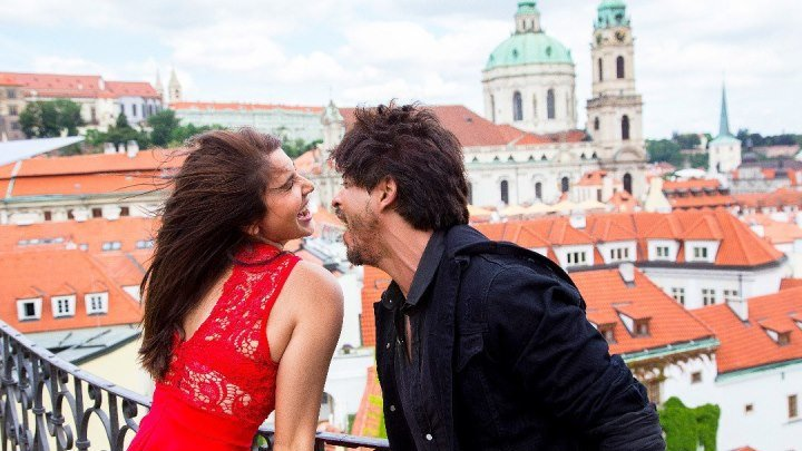Radha Song from Jab Harry Met Sejal with Russian subtitles _ Shah Rukh Khan & An