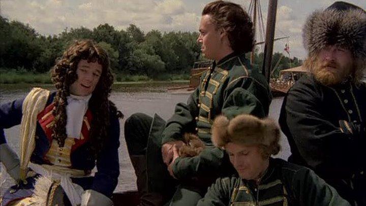 Юность Петра (1980) 2 серия
