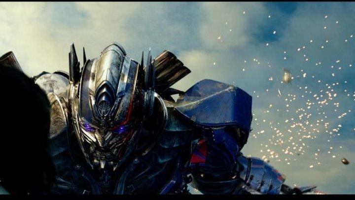 Трансформеры: Последний рыцарь   Трейлер 4   Paramount Pictures Russia