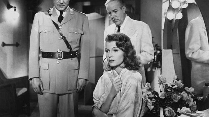 Affair In Trinidad 1952 - Rita Hayworth, Glenn Ford, Alexander Scourby, Valerie Bettis, Juantia Moore, Torin Thatcher