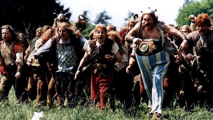 Астерикс и Обеликс против Цезаря (2000)