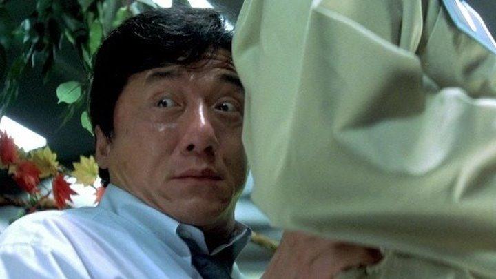 Джеки Чан в Боевике Случайный шпион.
