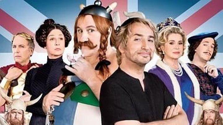 Астерикс и Обеликс в Британии 2012 комедия приключения