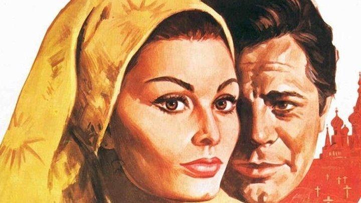 "х/ф ""ПОДСОЛНУХИ"" (1970) Советский дубляж"