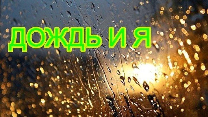 Валерий Татарский - Дождь и я