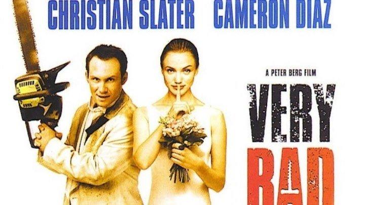 Очень дикие штучки / Хуже не бывает (США 1998 HD) 18+ Комедия, Триллер, Криминал