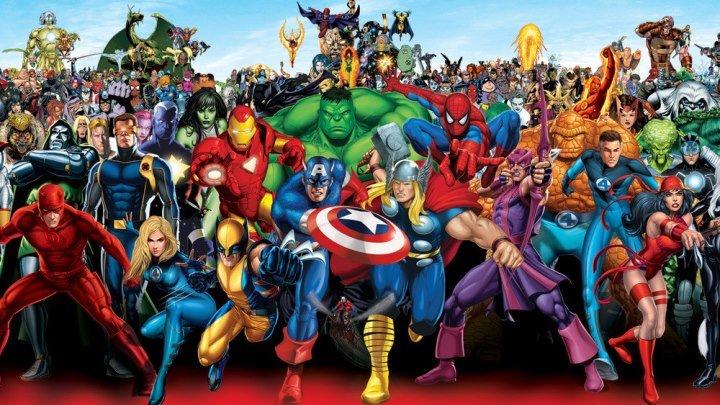 Фильмы снятые по Marvel Comics