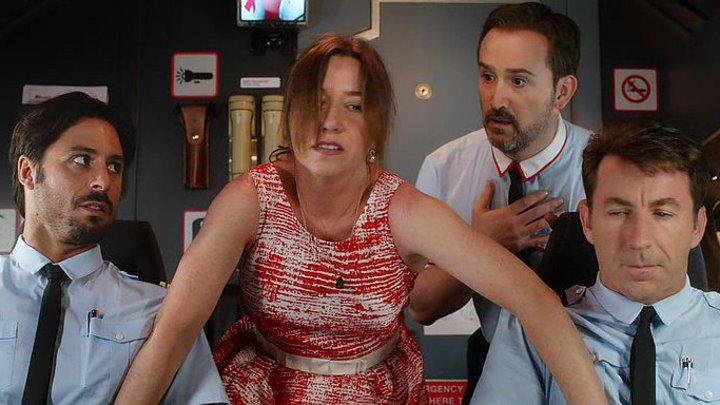 Я очень возбуждён (Испания 2013 HD) 16+ Комедия / Режиссер: Педро Альмодовар