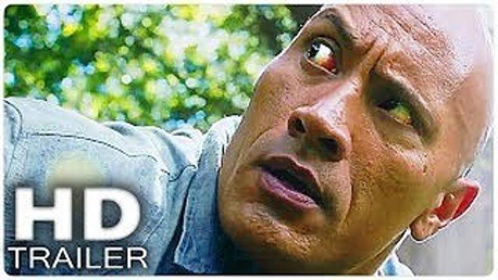 Джуманджи 2_ Зов джунглей HD трейлер 2017