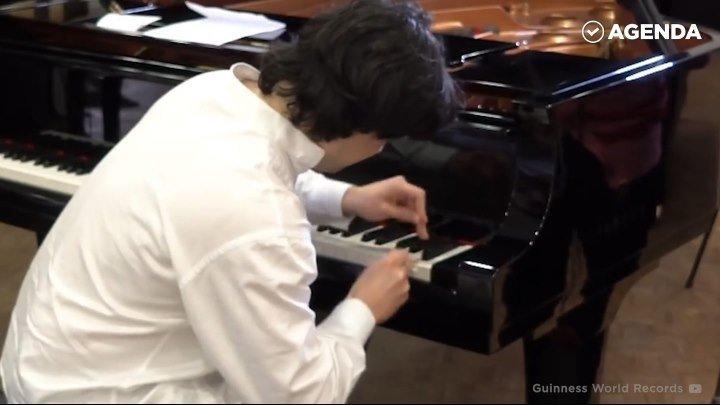 Самый быстрый в мире пианист