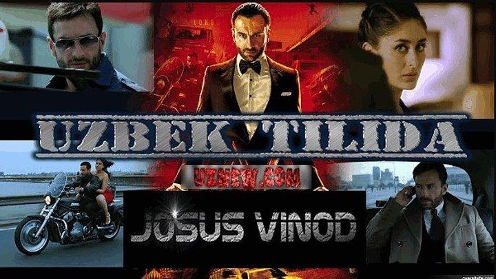 Josus Vinod (Hind Kino Uzbek tarima) 2012 Boyvik