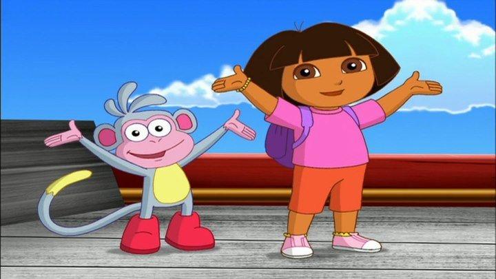 bd5778b21 مغامرات دورا - الحلقة 05 - Dora The Explorer