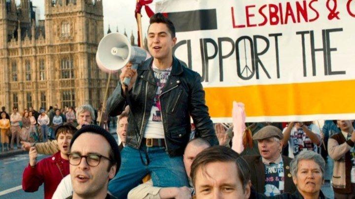 Гордость / Pride (Великобритания, Франция 2014 ᴴᴰ) 18+ Драма, Комедия ツ