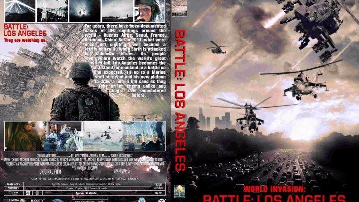 Битва за Лос-Анджелес (2о11)Фантастика.США.