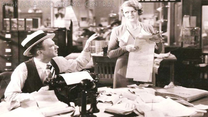 Blessed Event (1932) Lee Tracy, Mary Brian, Dick Powell, Allen Jenkins, Ruth Donnelly,Frank McHugh