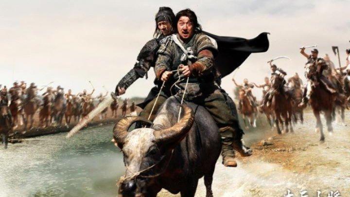 Джеки Чан в историческом боевике БОЛЬШОЙ СОЛДАТ