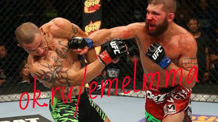 ★ Cub Swanson vs Jeremy Stephens [FIGHT HIGHLIGHTS] ★