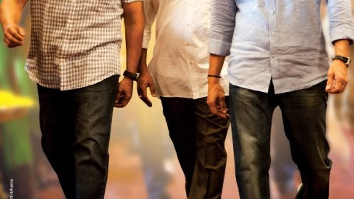 Ветка жасмина (2013) - индийский фильм Жанр: Комедия, Семейный. Страна: Индия.