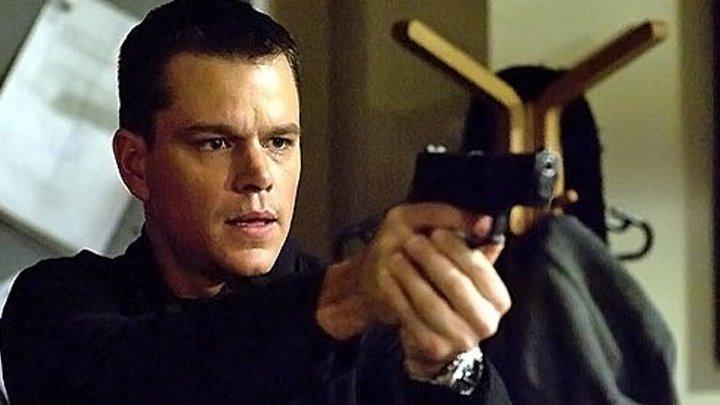 Ультиматум Борна / The Bourne Ultimatum / 2007 / HDDVDRip (720p)