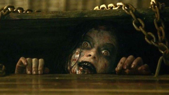 Зловещие мертвецы Чёрная книга HD(ужасы)2013